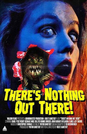 Theres Nothing Out There 1991 Dual Audio Hindi UNRATED 720p BluRay 700mb