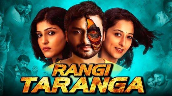 Rangi Taranga 2019 Hindi Dubbed 720p HDRip 900mb