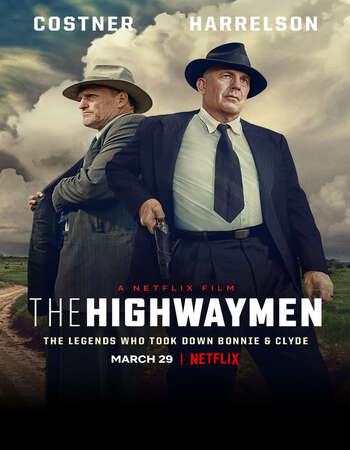 The Highwaymen 2019 English 720p NF Web-DL 999MB MSubs