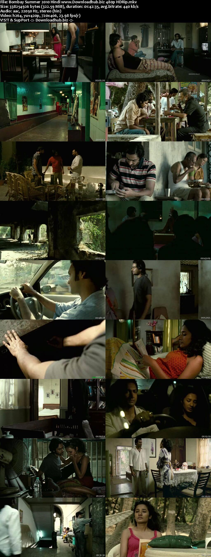Bombay Summer 2010 Hindi 300MB HDRip 480p ESubs