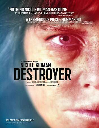 Destroyer 2018 Full English Movie 480p Download