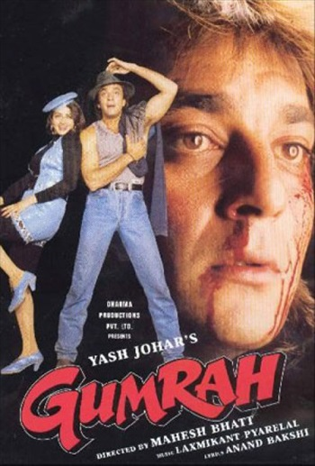 Gumrah 1993 Hindi Movie Download