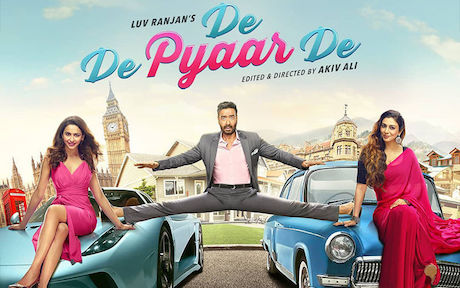 De De Pyaar De 2019 Hindi HD Official Trailer 720p
