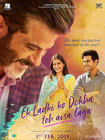 Ek Ladki Ko Dekha Toh Aisa Laga 2019 Hindi Movie Download