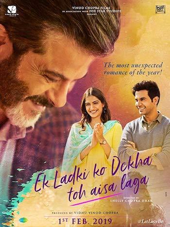 Ek Ladki Ko Dekha Toh Aisa Laga 2019 Hindi 720p NF WEB-DL 850MB
