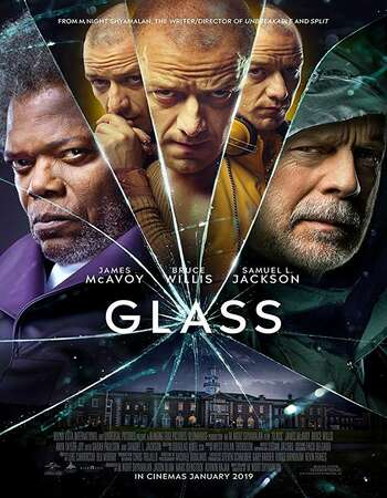 Glass 2019 Full English Movie 480p Download
