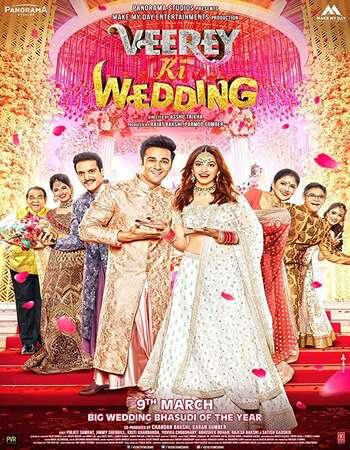Veerey Ki Wedding 2018 Hindi 720p WEB-DL 1.2GB DD5.1