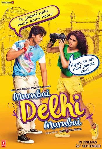 Mumbai Delhi Mumbai 2014 Hindi 720p HDRip x264
