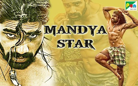 Mandya Star 2019 Hindi Dubbed 720p HDRip 800mb