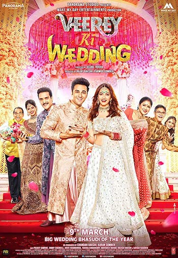 Veerey Ki Wedding 2018 Hindi 720p HDRip 900MB