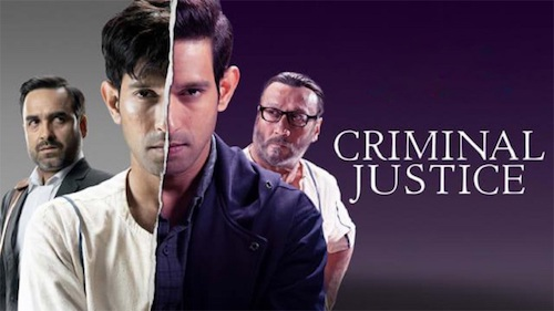 Criminal Justice 2019 Complete Hindi All Episodes Download