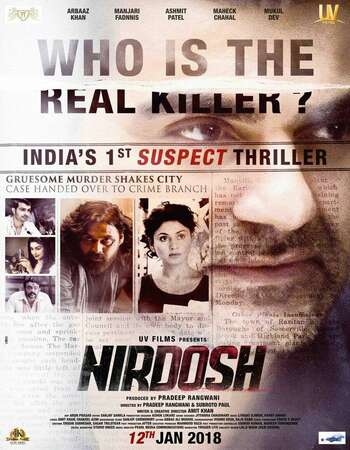 Nirdosh 2018 Full Hindi Movie 720p HEVC HDRip Download