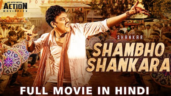 Shambho Shankara 2019 Hindi Dubbed 720p HDRip 850mb