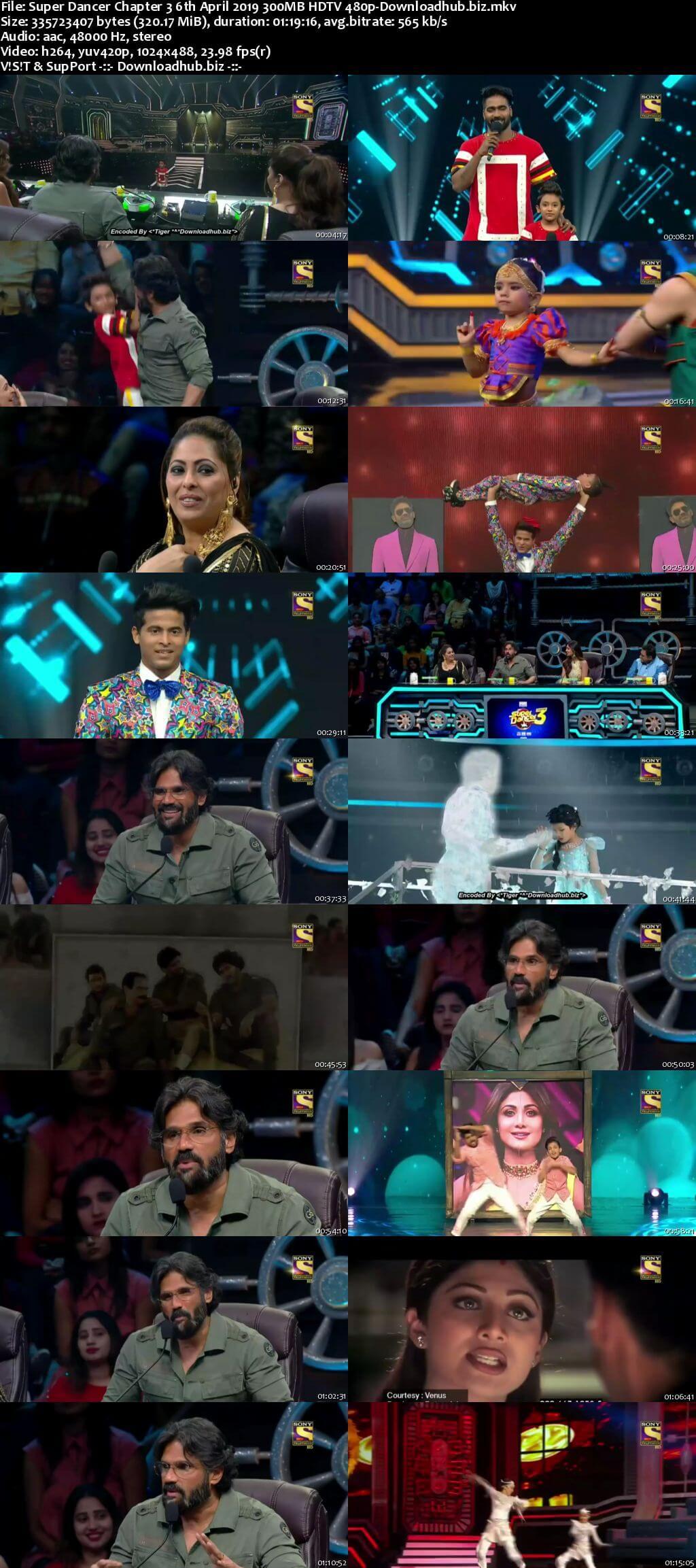 Super Dancer Chapter 3 06 April 2019 Episode 29 HDTV 480p