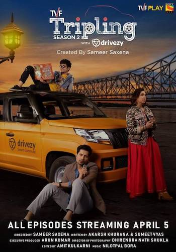 TVF Tripling Season 2 Complete Hindi All Episodes Download