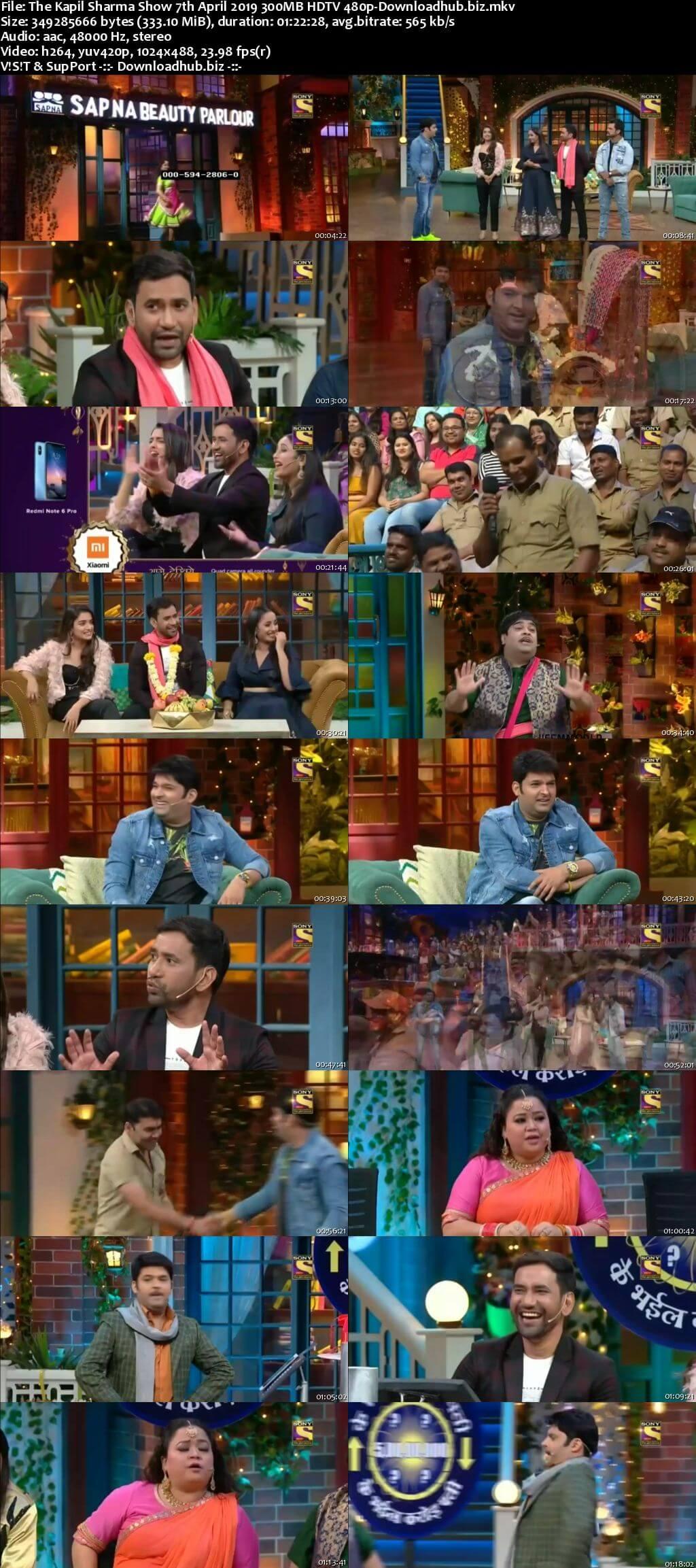 The Kapil Sharma Show 07 April 2019 Episode 30 HDTV 480p