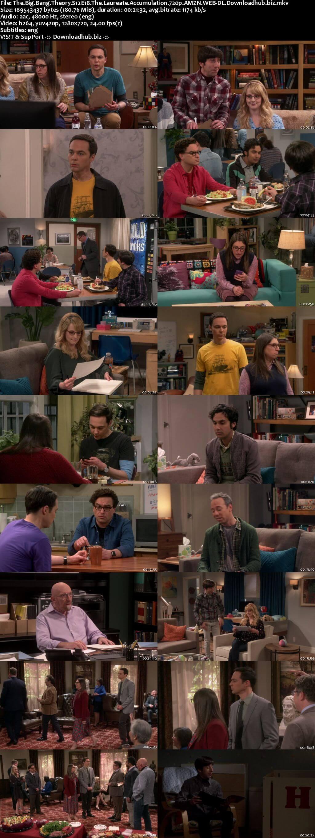 The Big Bang Theory S12E18 180MB AMZN WEB-DL 720p ESubs