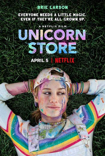 Unicorn Store 2019 English Movie Download