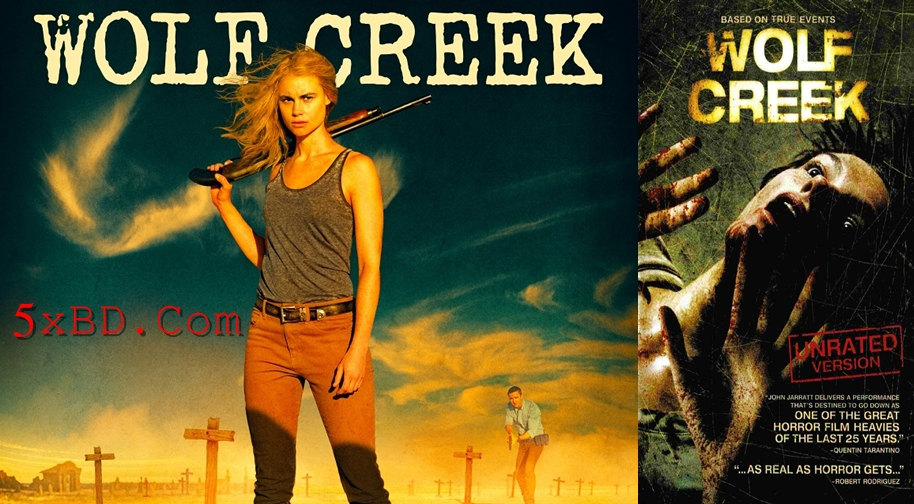Wolf Creek 2005 English 720p – 480p ORG Blu-Ray 350MB – 900MB ESubs