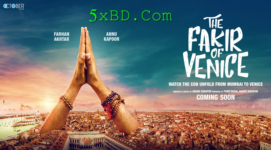 Fakir of Venice 2019 Hindi 720p – HEVC – 480p ORG WEB-DL 300MB – 450MB – 750MB ESubs
