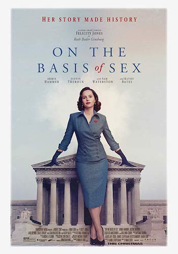 On the Basis of Sex 2018 English Bluray Movie Download