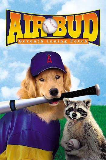 Air Bud - Seventh Inning Fetch 2002 Dual Audio Hindi Movie Download