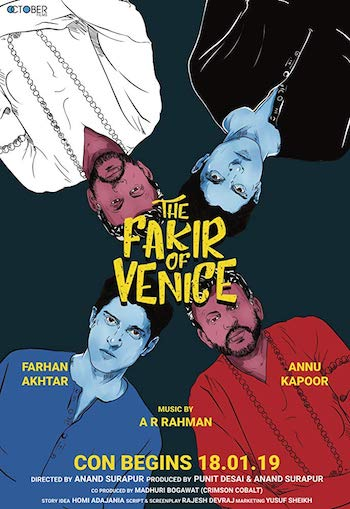 The Fakir Of Venice 2019 Hindi Movie Download