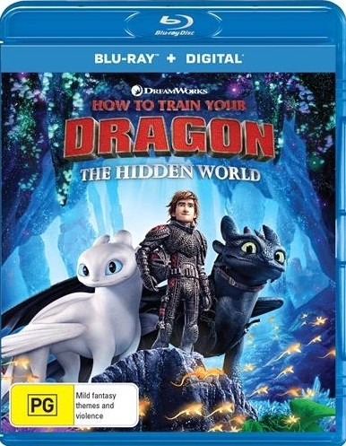 How to Train Your Dragon The Hidden World 2019 English 720p BluRay 999MB ESubs