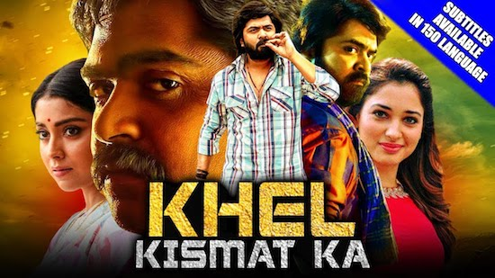 Khel Kismat Ka 2019 Hindi Dubbed 720p HDRip 850mb