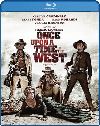Once Upon a Time in the West 1968 Dual Audio Hindi 480p BluRay 500mb