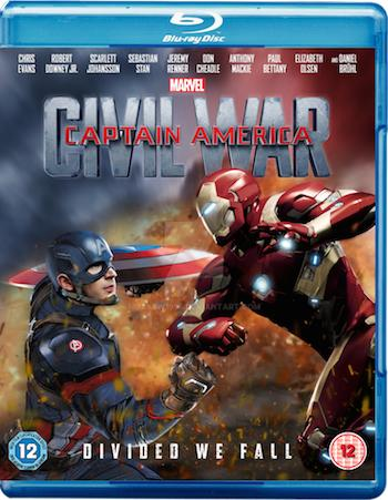 Captain America Civil War 2016 Dual Audio Bluray Full 300mb Download