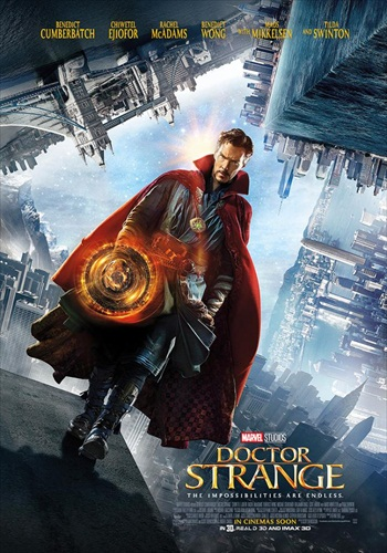 Doctor Strange 2016 Dual Audio ORG Hindi 1080p BluRay 3.3GB