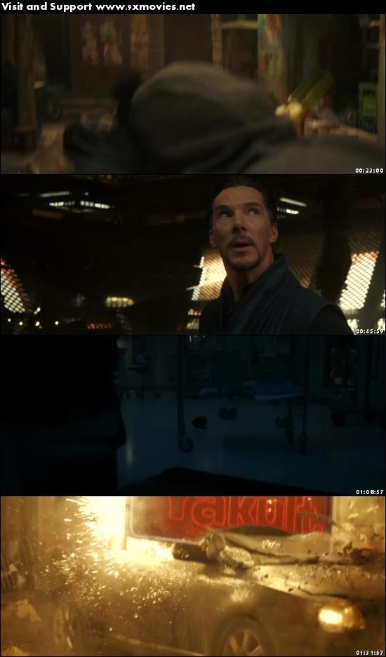 Doctor Strange 2016 Dual Audio ORG Hindi 480p BluRay