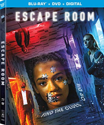Escape Room 2019 English 720p BRRip 950MB ESubs
