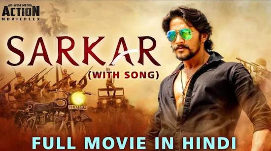 Sarkaar 2019 Hindi Dubbed Full Movie 720p Download