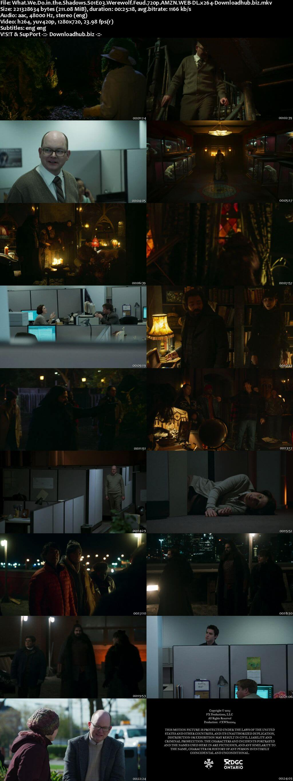 What We Do in the Shadows S01E03 200MB AMZN WEB-DL 720p ESubs