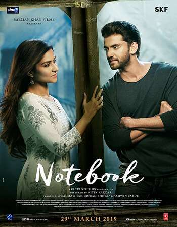 Notebook 2019 Full Hindi Movie 300mb pDVDRip Free Download