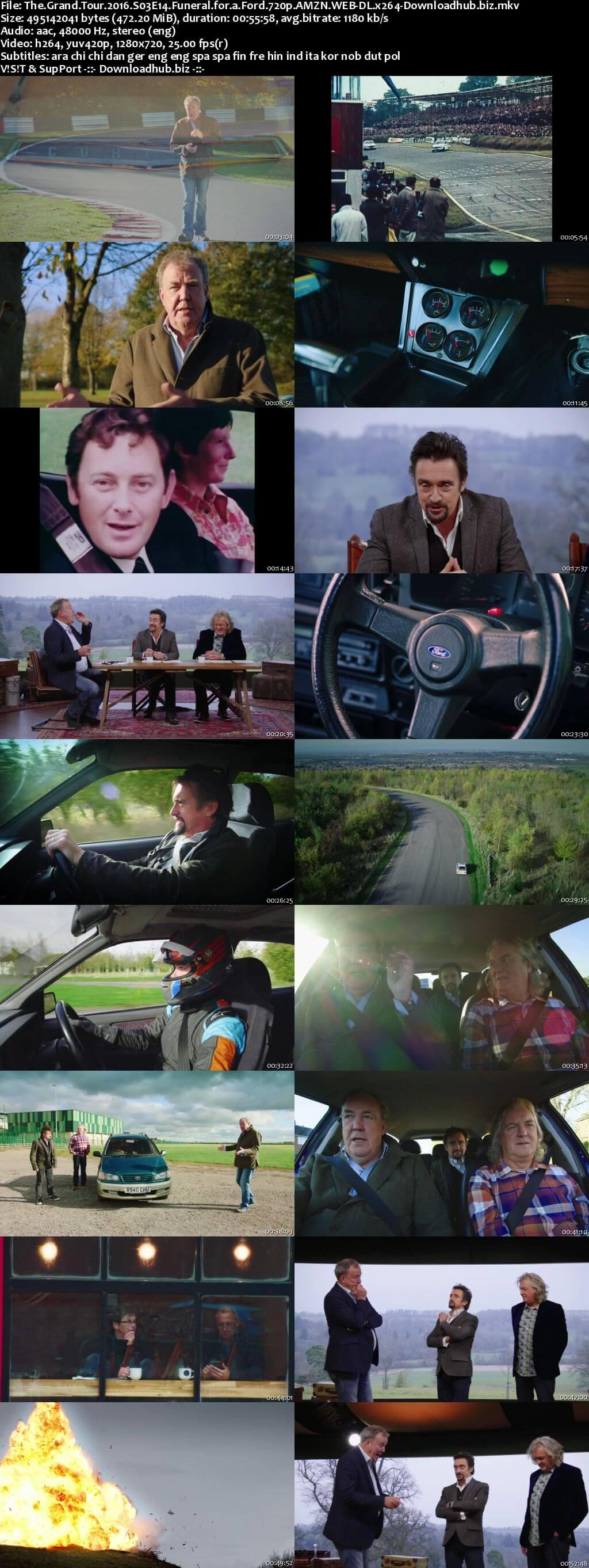 The Grand Tour S03E14 450MB AMZN WEB-DL 720p ESubs