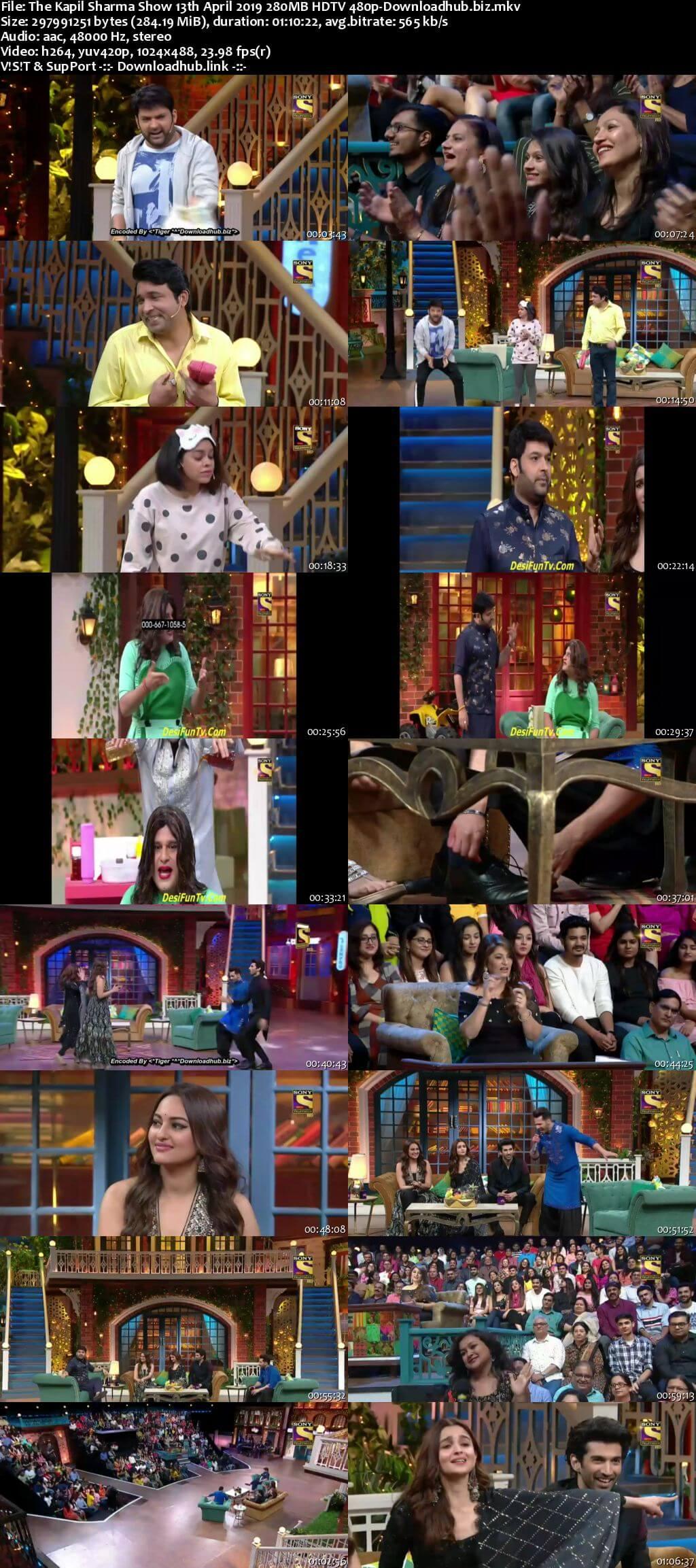 The Kapil Sharma Show 13 April 2019 Episode 31 HDTV 480p