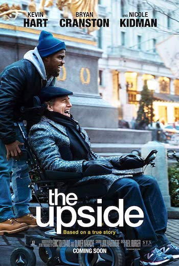The Upside 2019 English 720p WEB-DL 999MB ESubs