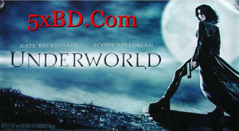 Underworld 2003 Dual Audio [Hindi – English] 720p – 480p ORG Blu-Ray 400MB – 900MB ESubs