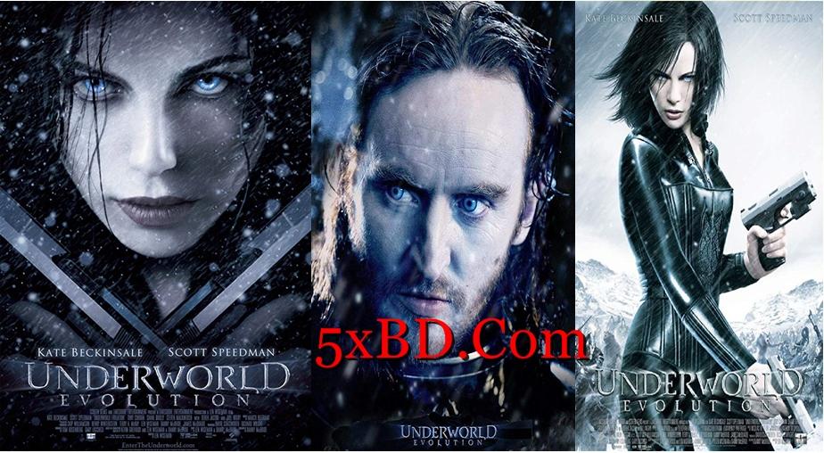 Underworld: Evolution 2006 Dual Audio [Hindi – English] 720p – 480p ORG Blu-Ray 350MB – 1GB ESubs