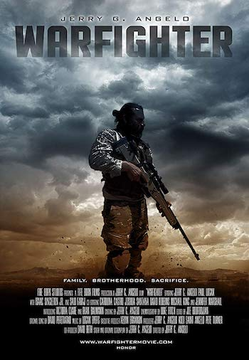 Warfighter 2018 English 720p WEB-DL 900MB ESubs