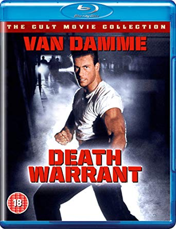 Death Warrant 1990 English Bluray Movie Download