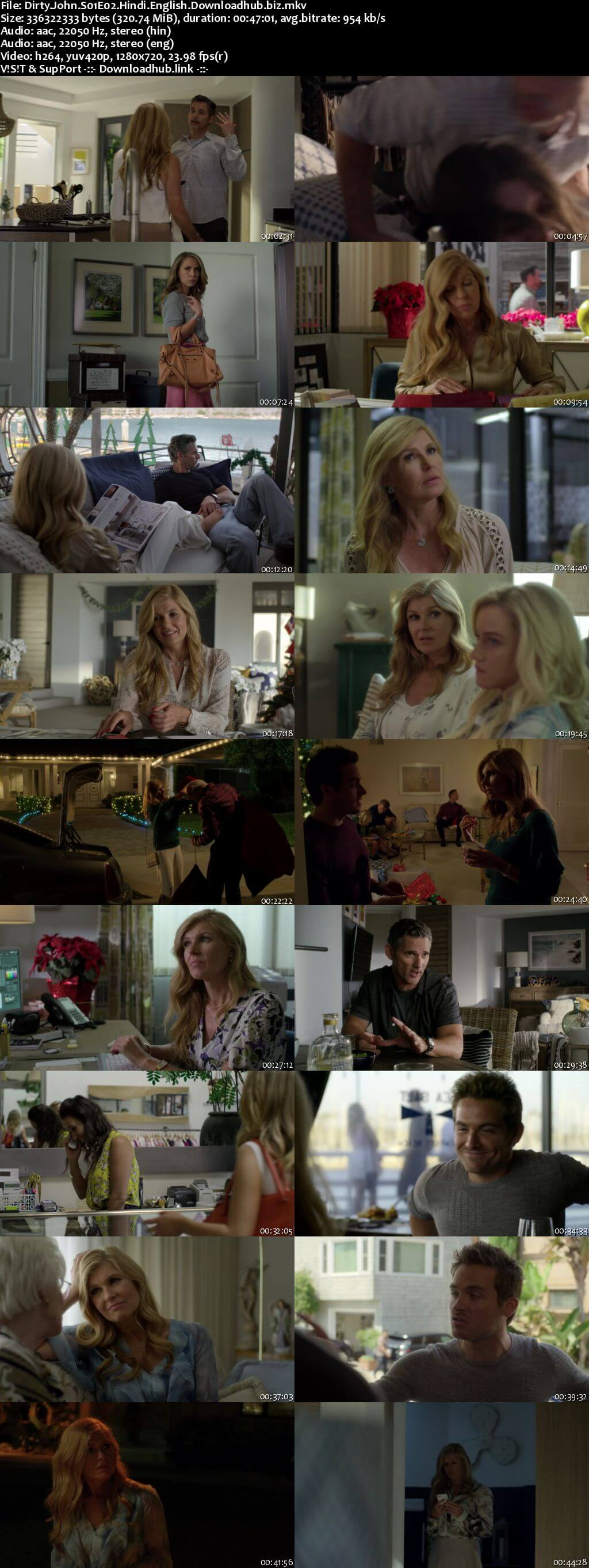 Dirty John S01 Complete Hindi Dual Audio 720p Web-DL x264
