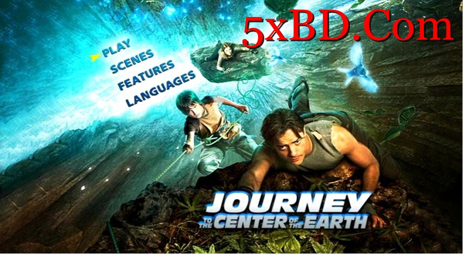 Journey to the Center of the Earth 2008 English 720p – 480p ORG Blu-Ray 400MB – 850MB ESubs