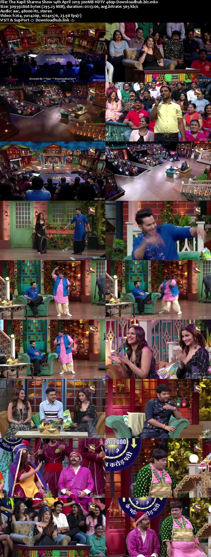 The Kapil Sharma Show 14 April 2019 Episode 32 HDTV 480p