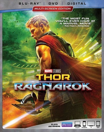 Thor Ragnarok 2017 Dual Audio ORG Hindi Bluray Full 300mb Download