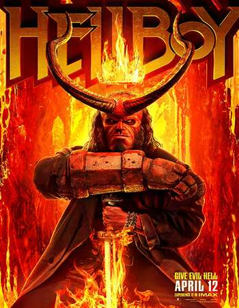 Hellboy 2019 Hindi Dual Audio Web-DL Full Movie Download