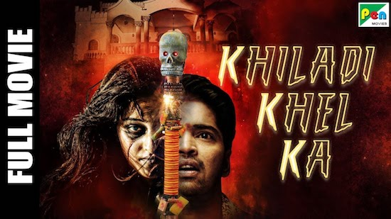 Khiladi Khel Ka 2019 Hindi Dubbed 720p HDRip 800mb